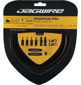 Jagwire Jagwire Mountain Pro Brake Cable Kit, Black Carbon