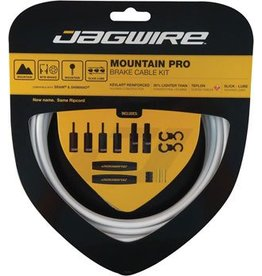 Jagwire Jagwire Mountain Pro Brake Cable Kit, White