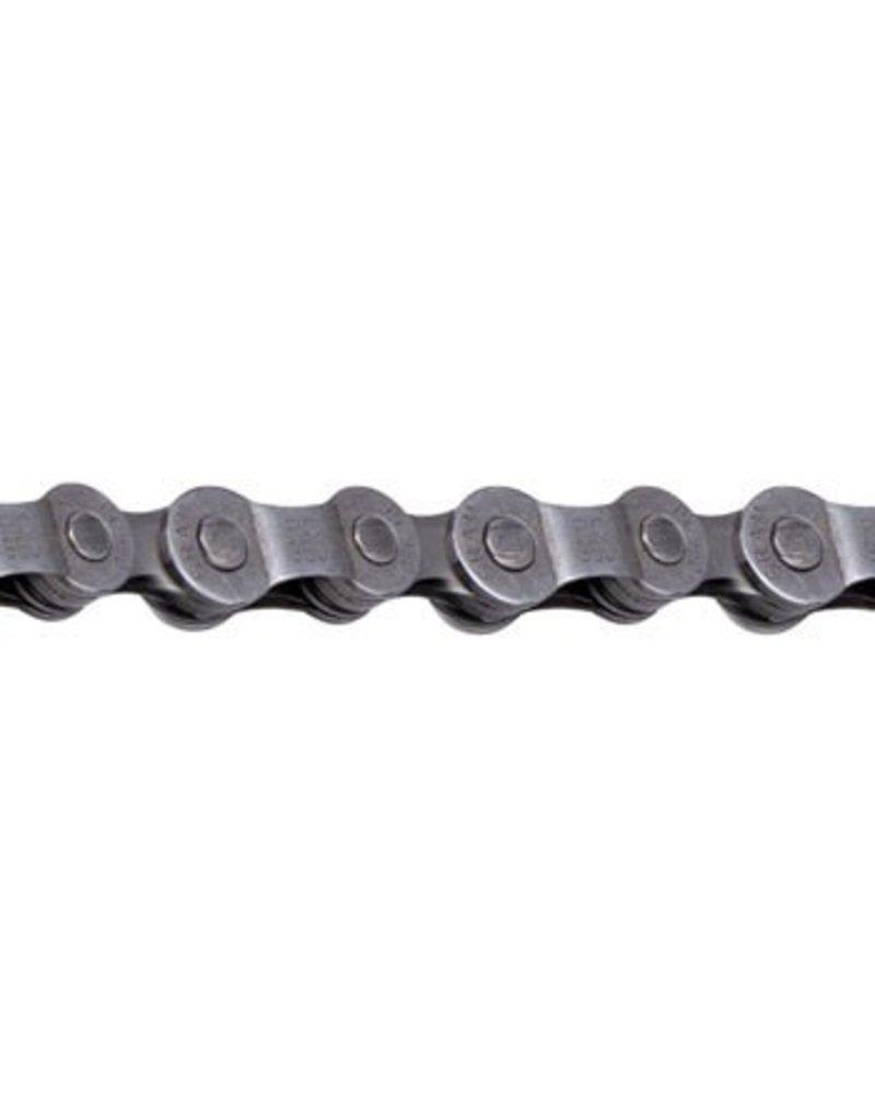 SRAM SRAM PC-850 6,7,8 speed Chain Gray/Black with Powerlink