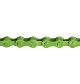 "KMC KMC Z410 Chain: 1/8"" 112 Links Green"