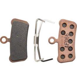 Avid Avid/ SRAM Disc Brake Pads, Fit Elixir & DB Series, Level, Level TL, Level, Sintered w/ Steel Back 1 Set
