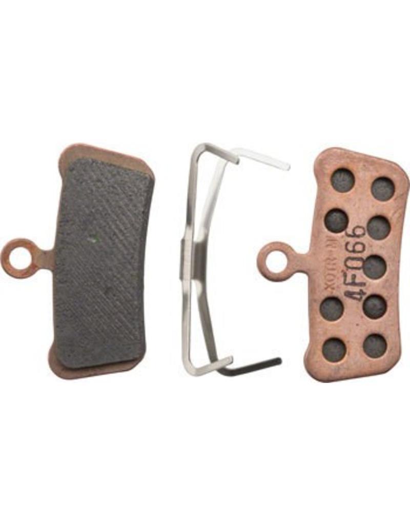 Avid Avid/ SRAM Disc Brake Pads, Fit Elixir & DB Series, Level, Level TL, Level, Sintered w/ Steel Back 1 Set