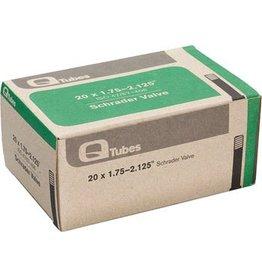 20x1.75-2.125 Q-Tubes Schrader Valve Tube 130g *Low Lead Valve*