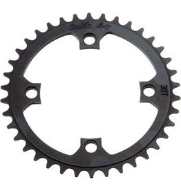 Profile Racing Profile Racing 4-bolt 104mm Chainring, 44t Black