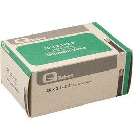 20x2.1-2.3 Q-Tubes Schrader Valve Tube 152g *Low Lead Valve*