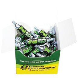 Genuine Innovations Genuine Innovations 20gram Threaded CO2 Cartridges: Box of 20