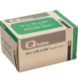 16x1.75-2.125 Q-Tubes Schrader Valve Tube 102g *Low Lead Valve*