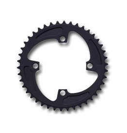 MCS MCS 4-Bolt Chainring - 42T Black
