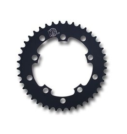 MCS MCS 5-Bolt Chainring - 39T Black