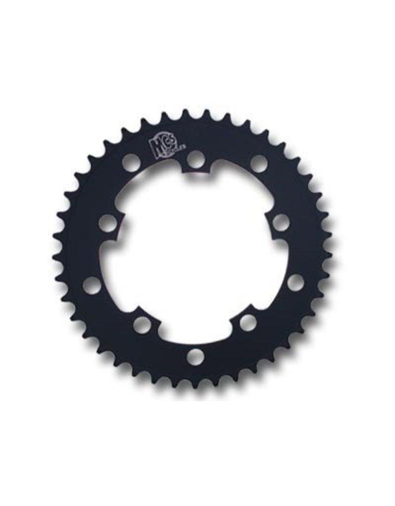 MCS MCS 5-Bolt Chainring - 44T Black