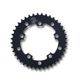 MCS MCS 5-Bolt Chainring - 37T Black