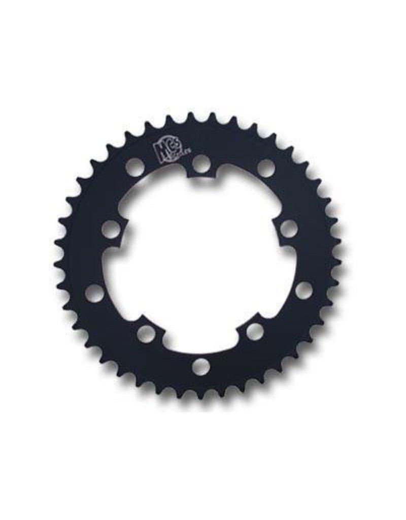 MCS MCS 5-Bolt Chainring - 37T Black