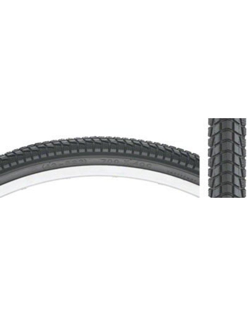 Kenda 700x40 Kenda K841A Komfort Tire Steel Bead Black