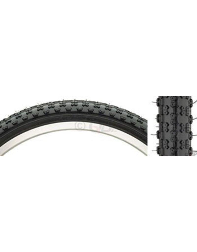 Kenda 16x1.75 Kenda/Sunlite K50/MX3 BMX Tire Steel Bead Black