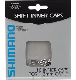 Shimano Shimano Derailleur Cable Tips Box of 10