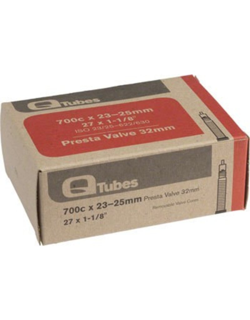 700x23-25mm Q-Tubes 32mm Presta Valve Tube 125g