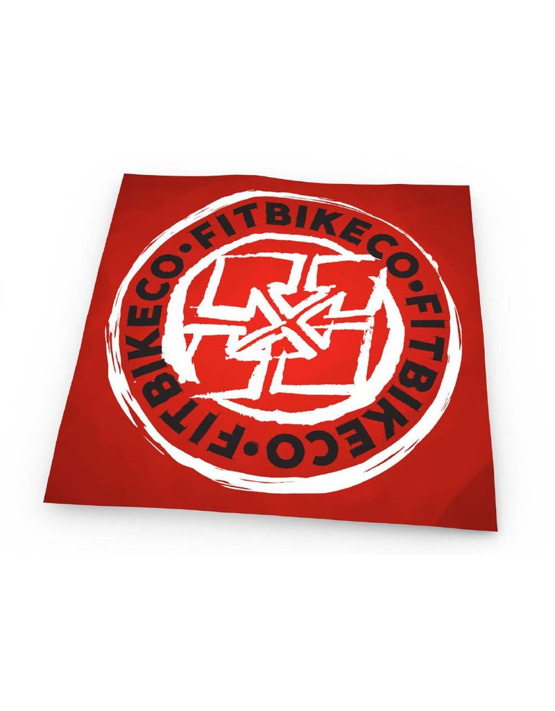 Fit Bike Co FIT BANNER 3X3
