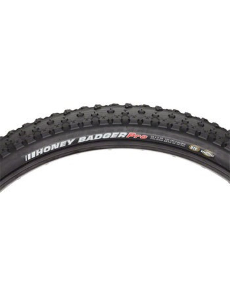 Kenda 27.5x2.2 Kenda Honey Badger SCT Tire 650B DTC Folding Bead Black