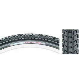 Kenda 26x1.95 K841A Komfort Tire Steel Bead Black