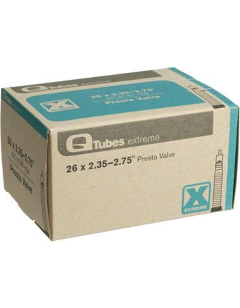 26x2.35-2.75 Q-Tubes Extreme Presta ValveTube