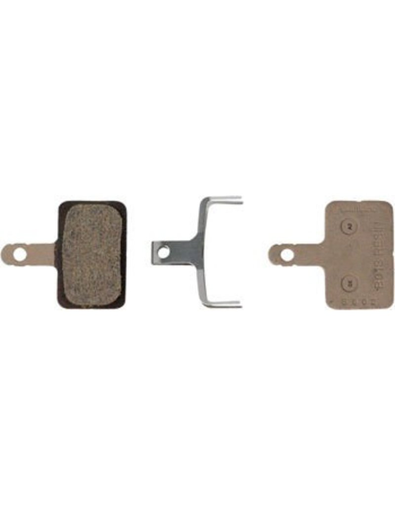 Shimano Shimano B01S Resin Disc Brake Pad and Spring, 3rd version of B01S pad fits many Deore, Alivio and Acera Calipers