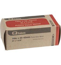 700c x 35-43mm Q-Tubes 48mm Presta Valve Tube