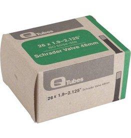 26x1.9-2.125 Q-Tubes 48mm Extra Long Schrader Valve