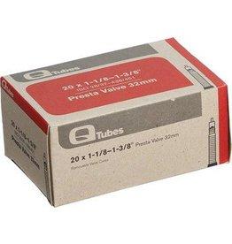 20x1-1/8-1-3/8 Q-Tubes 32mm Presta Valve Tube 98g