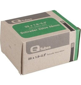 29x1.9-2.3 Q-Tubes 48mm Long Schrader Valve Tube