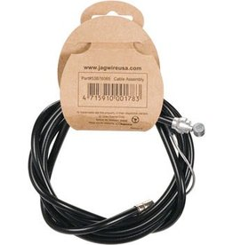 Jagwire Jagwire Basics Brake Cable and Housing Assembly, Black