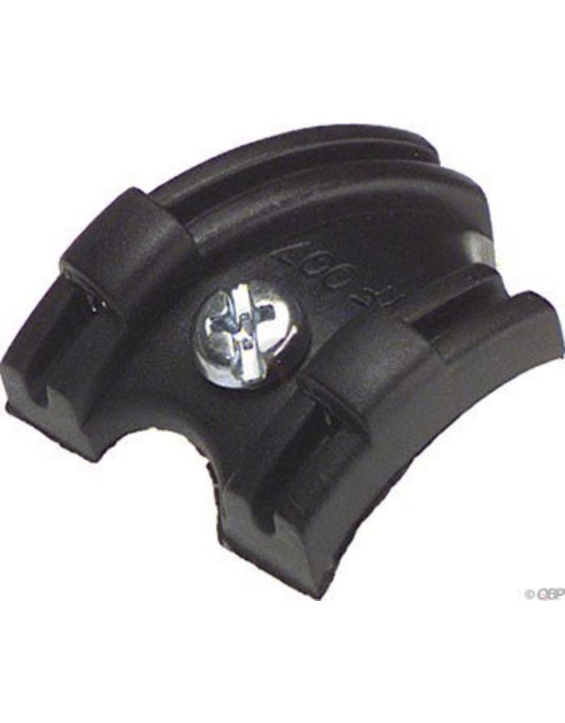 Nylon Screw-on Under Bottom Bracket 2 Cable Guide
