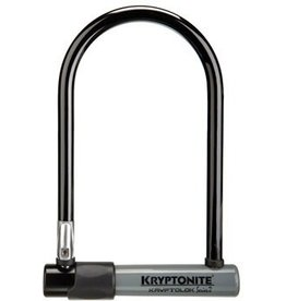 Kryptonite Kryptonite KryptoLok Series 2 ATB U-Lock with Bracket: 5 x 9""