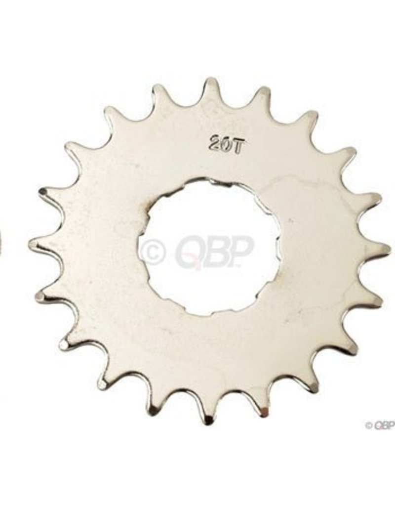 Dimension 20t Splined Cog BMX or Singlespeed