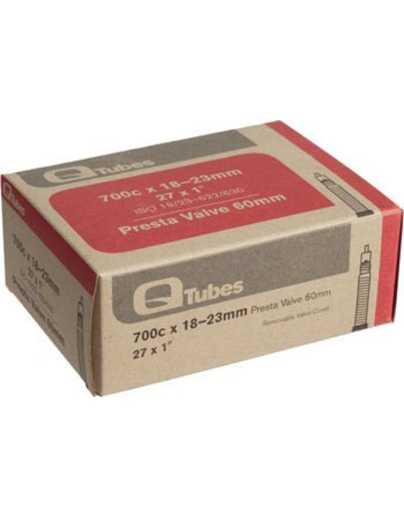 700x18-23mm Q-Tubes 60mm Presta Valve Tube 101g