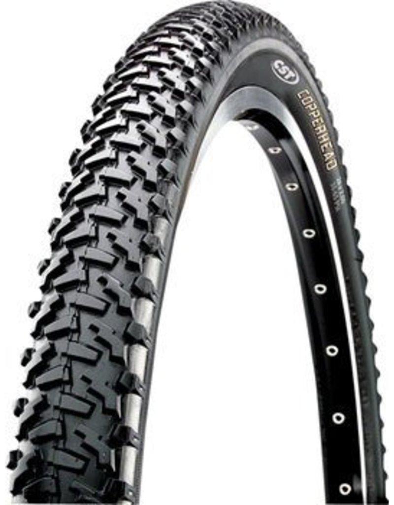 CST 26x2.0 CST Copperhead Comp MTB Tire Steel Bead Black