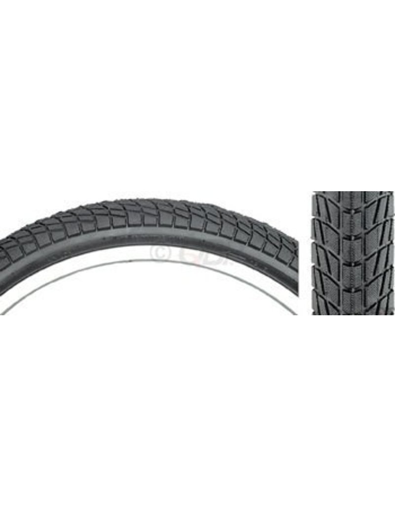 Kenda 20x1.95 Kenda/Sunlite Kontact K841 BMX Tire Steel Bead Black