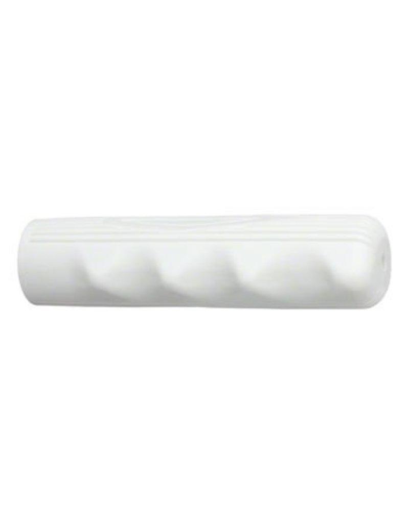 Dimension Classic Cruiser Grips: White
