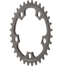 Dimension 32t x 94mm Middle Chainring Black