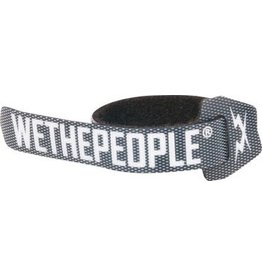 We The People We The People Velcro Cable Straps Bag Of Ten Black