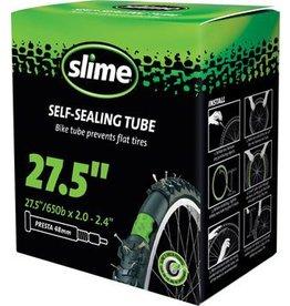 "Slime 27.5x2.0-2.4"" Slime Self-Sealing Tube, 32mm Presta Valve"