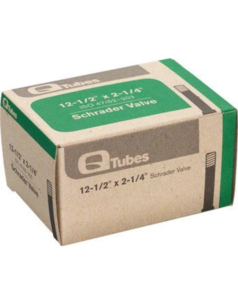 12x2-1/4 Q-Tubes Schrader Valve Tube *Low Lead Valve*