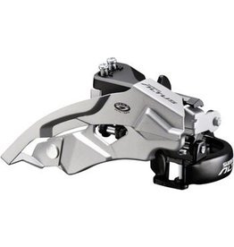 Shimano Shimano Altus M370 9-Speed Triple Top-Swing Dual-Pull Front Deraill
