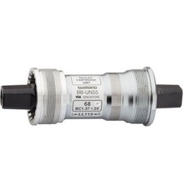 Shimano Shimano UN55 68x127mm Square Taper English Bottom Bracket
