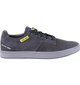 Five Ten Five Ten Sleuth Flat Pedal Shoe: Black/Lime, 9.5