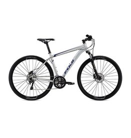 Fuji Fuji TRAVERSE 1.1 DISC RAW ALUMINUM/NAVY