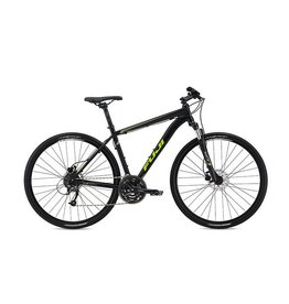 Fuji Fuji TRAVERSE 1.5 DISC SATIN BLACK/CITRUS