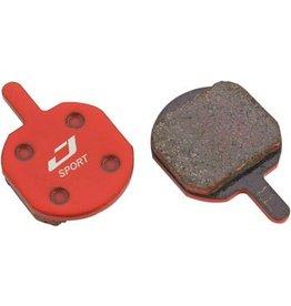 Jagwire Jagwire MTB Sport Semi-Metallic Pads for Hayes CX, MX, Sole
