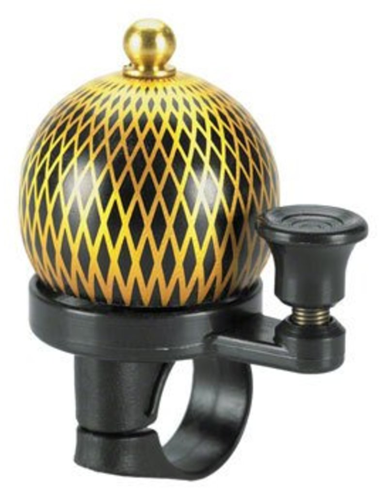 Dimension Temple of Tone Bell: Black and Gold Dome