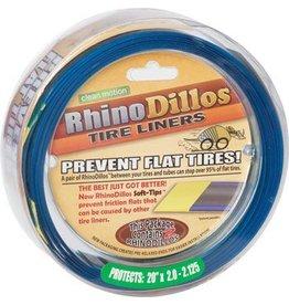 Rhinodillos Rhinodillos Tire Liner: 20 x 2.0-2.125, Pair