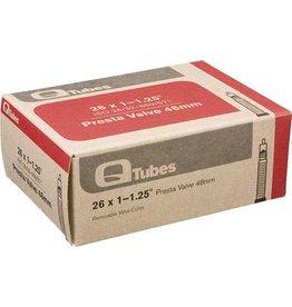 26x1-1.25 Q-Tubes 48mm Presta Valve Tube